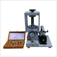 Hydraulic Press FTIR