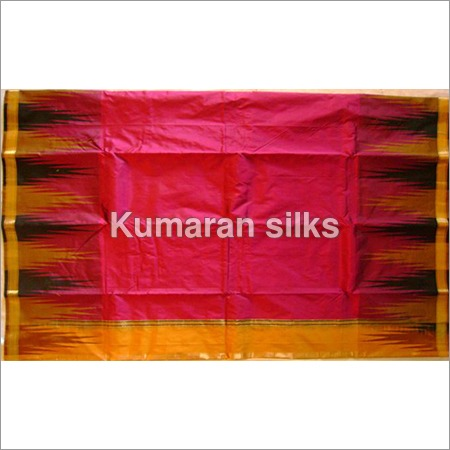 TEMPLE SILK SAREE