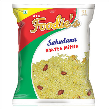 Khatta Meetha Sabudana Mixture