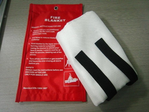 Plain Fire Blanket