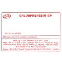 Chlorphenesin BP
