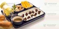 Aeroplane Food Packaging
