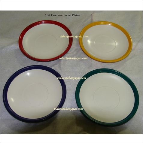 ABS Quarter Plates