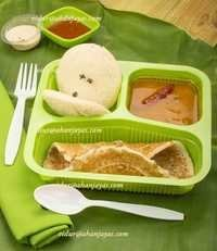 PS Premium 3CP Meal Tray
