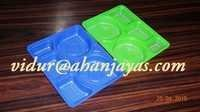 Premium Microwaveable Meal Tray without Lid