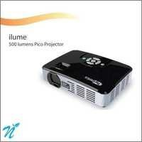 500 Lumens Pico Projector