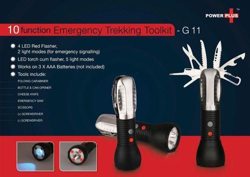 Emergency Trekking Toolkit