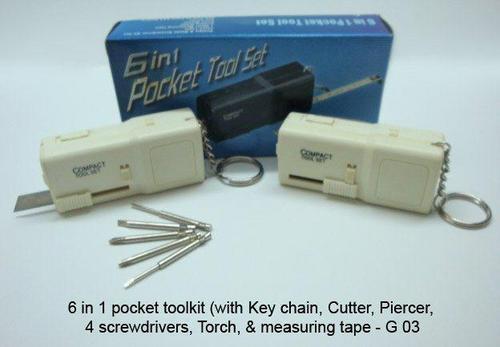6 in 1 Tool Kit