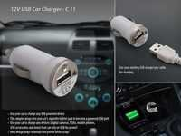 Car Charger USB 12 V