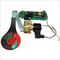 Control System for Timer Of Gas Stoves
