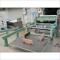 Paper Roll To Sheet Cutting Machine