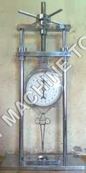 Tuft Withdrawal Force Tester