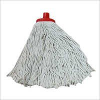 Oval Plastic Cotton Mop