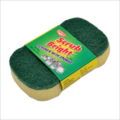 S. S. Scrubbers & Scrubber Pads