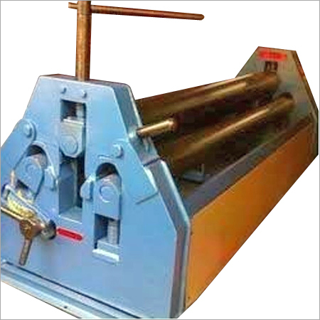 Pree Pinch Type Plate Bending Machine