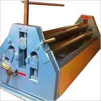 Pree Pinch Type Plate Bending Machine