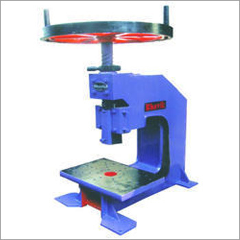 Steel Body Fly Press Machine