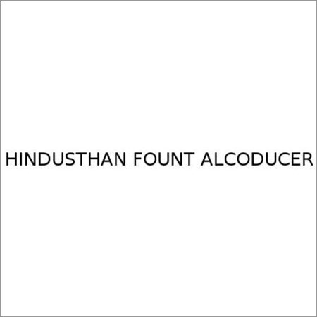 Hindusthan Fount Alcoducer