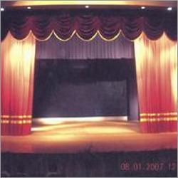 Motorized Horizontal Curtain System