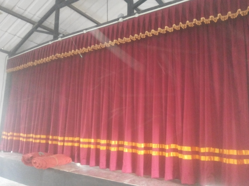 Motorized Theater Stage Curtains