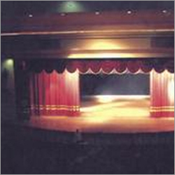 Motorized Auditorium Curtains
