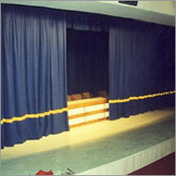 Cotton Stage Curtains