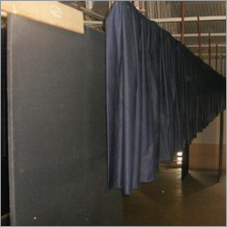 Auditorium Curtain Frills