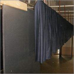 Auditorium Curtain Frills