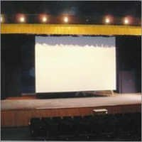 Cyclorama Projection Screen