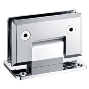 Wall To Glass Shower Hinge