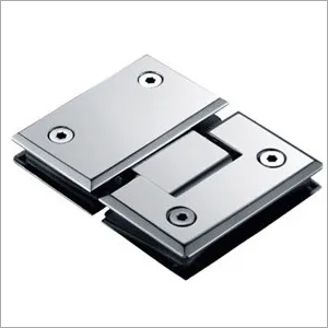 180* Glass To Glass Shower Hinge
