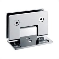 Wall To Glass Shower Hinge One Side
