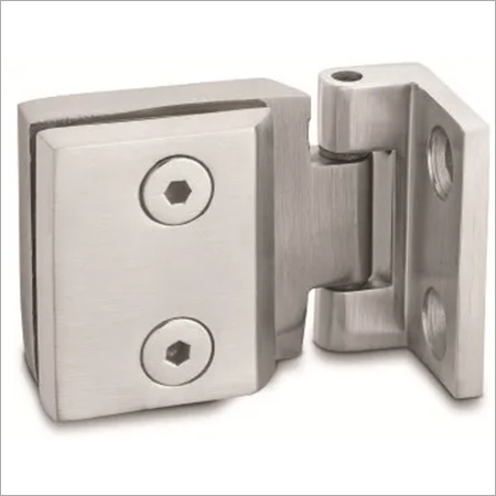 Wall To Glass Mini Hinge