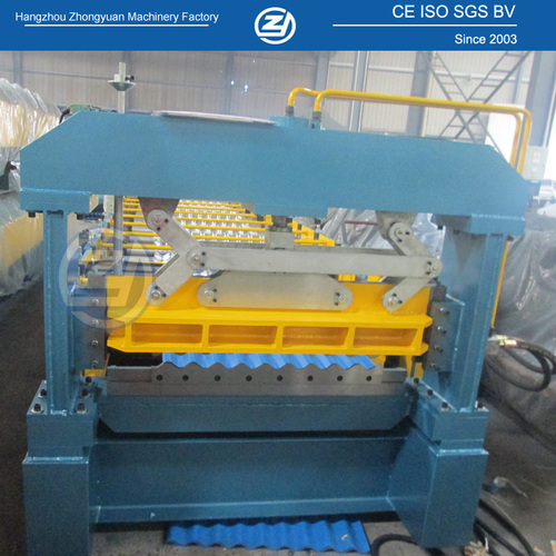 Roof Sheet Bending Machine