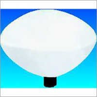Integral Hid Lamppost Top Lanterns