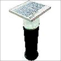 Solar Led Bollard Garden Light