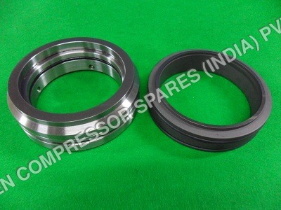MYCOM B Shaft Seal Double Collar Carbon