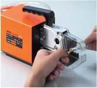 Electrodynamic terminal crimping machine-Pneumatic type terminal crimping machine AM-10
