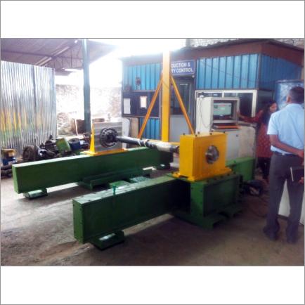 Propeller Shaft Calibration