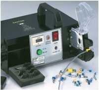 Electrodynamic terminal crimping machine-Pneumatic type terminal crimping machinge EM-6B2