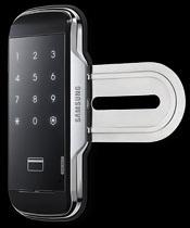 Samsung Digital Glass Door Lock SHS-G517
