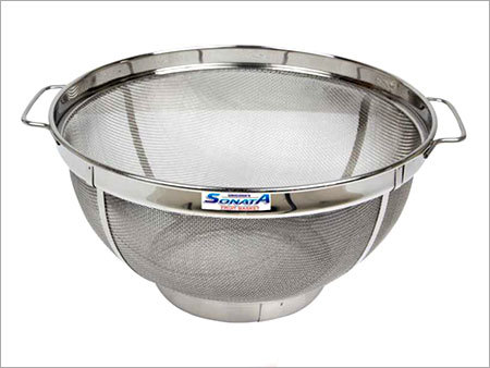 Steel Fruit Basket