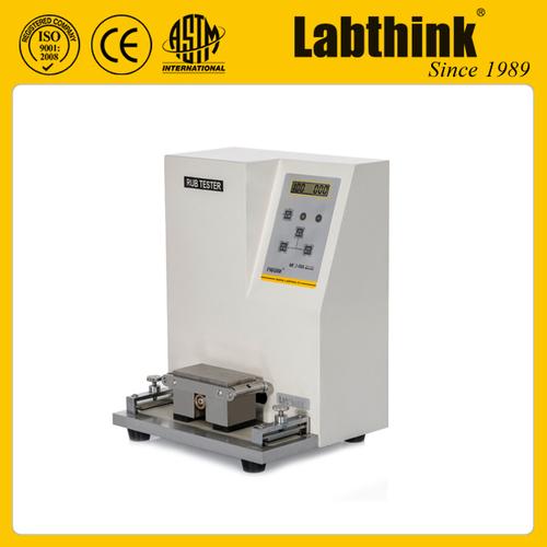 Abrasion Resistance Tester for Print Inks