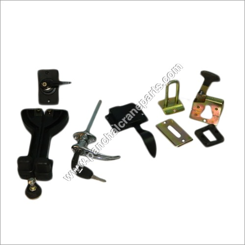 Hydra Crane Cabin Locks