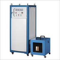 Ultrasonic Frequency Induction Heating Machine