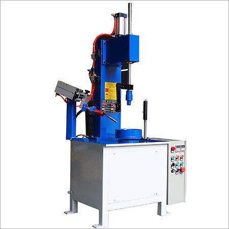 Vertical Type Round Seam Welding Machine