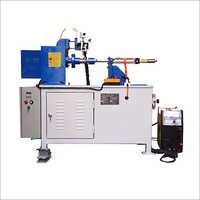 Horizontal Type Round Seam Welding Machine