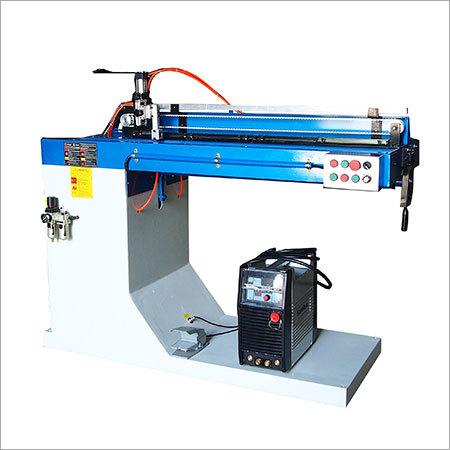 Automatic TIG Longitudinal Seam Welding Machine