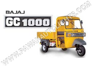 Bajaj GC 1000 Three Wheeler Spare Parts