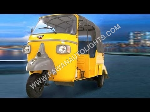 Piaggio Ape City Three Wheeler Spare Parts